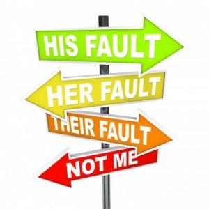 blame accountability responsibility